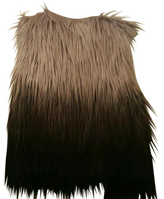 Preload https://img-static.tradesy.com/item/21069019/bcbgmaxazria-black-grey-fur-faux-vest-from-runway-collection-cardigan-size-4-s-0-3-650-650.jpg