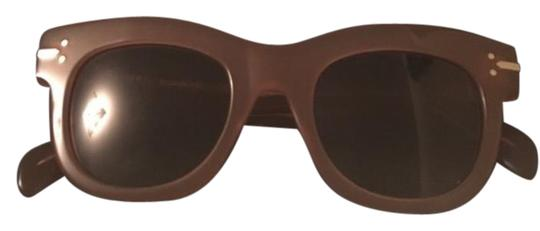 Preload https://item1.tradesy.com/images/celine-taupe-sunglasses-21069175-0-1.jpg?width=440&height=440