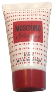 Moschino New Sealed Moschino Glamour Bubble Bath Shower Gel 25ml