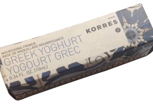 KORRES New Korres Nourishing Primer Greek Yoghurt 10ml