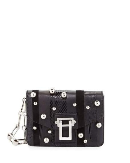 Preload https://img-static.tradesy.com/item/21069560/proenza-schouler-exotic-striped-clutch-msrp-black-leather-cross-body-bag-0-0-540-540.jpg