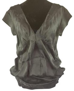 Chloé Top Distressed black