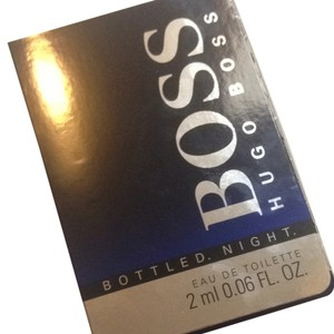 Hugo Boss Hugo Boss Bottled Night Edt 2ml