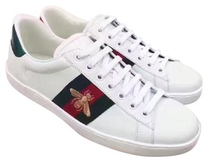 Gucci Sneaker Bee Casual WHITE Athletic