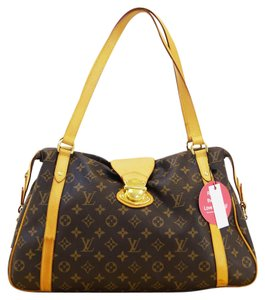 Louis Vuitton Lv Stresa Gm Monogram Tote