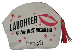 Benefit Wristlet in Pink and Beige