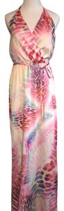Pink Maxi Dress by Guess By Marciano