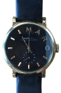 Marc by Marc Jacobs Baker Leather Watch