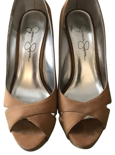 Preload https://item5.tradesy.com/images/jessica-simpson-tan-nude-wedges-size-us-75-regular-m-b-21070279-0-1.jpg?width=440&height=440
