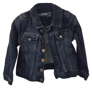 babyGap kids blue denim Womens Jean Jacket