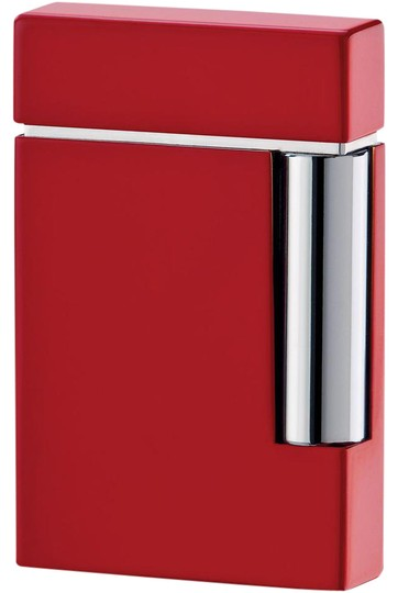 Preload https://item1.tradesy.com/images/st-dupont-red-ligne-8-lacquer-traditional-flame-lighter-25102-21070395-0-1.jpg?width=440&height=440