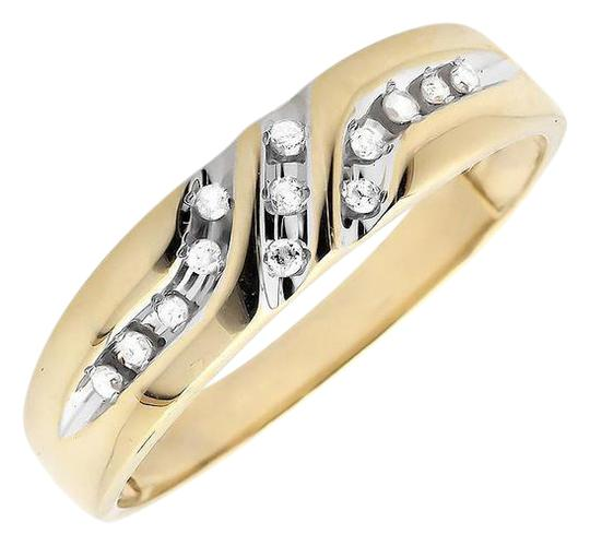 Preload https://img-static.tradesy.com/item/21070467/10k-yellow-gold-diagonal-diamonds-z-style-wedding-band-012ct-ring-0-1-540-540.jpg
