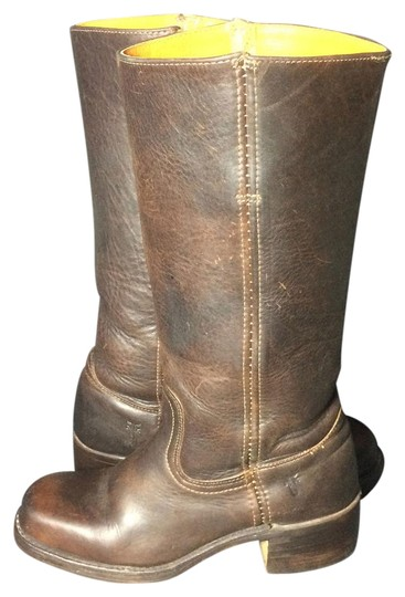 Preload https://item3.tradesy.com/images/frye-brown-77050-campus-leather-motorcycle-women-s-bootsbooties-size-us-7-regular-m-b-21070607-0-1.jpg?width=440&height=440