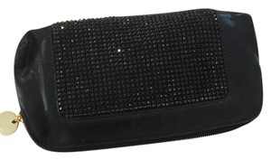 deux lux Black Clutch