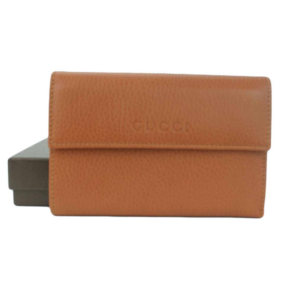 b7b8bcc704d Gucci GUCCI 346057 Women's Leather French Wallet Image 9. 12345678910