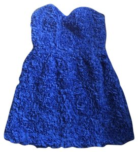 Urban Outfitters Rosette Romantic Ruffle Party Uo Dress