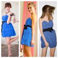 Urban Outfitters Rosette Romantic Ruffle Party Uo Dress Image 1