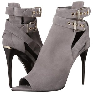 Burberry Storm Grey Boots