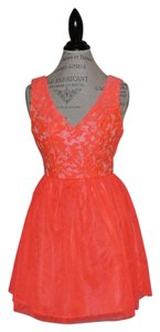 Ark & Co. Tulle Neon Party Dress
