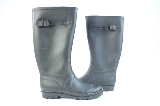 Marc Jacobs Hunting Rainboots Snowboots BLACK Boots Image 1