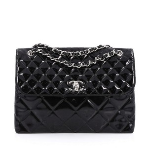 Chanel Vinyl Shoulder Bag