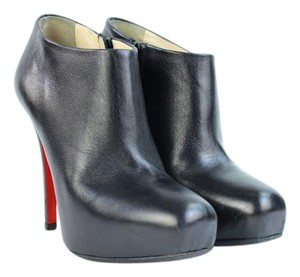 Christian Louboutin Ankle Black Boots