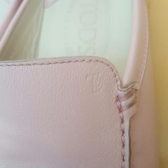 Tod's Pale pink Mules Image 4