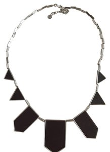 House of Harlow 1960 silver necklace