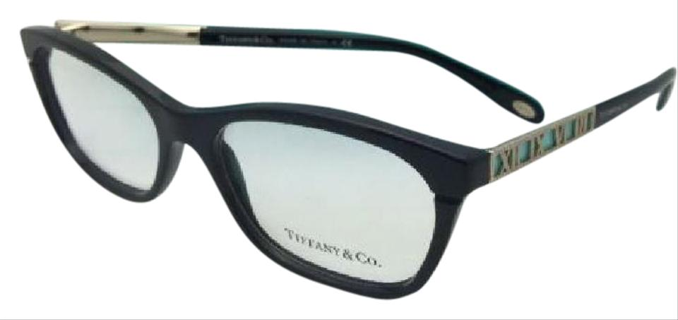 a02c972183 Tiffany   Co. Atlas Collection Tf 2102 8001 54-16 140 Black Gold ...