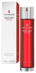 Victorinox SWISS ARMY for Her by VICTORINOX 3.4 oz Spray