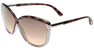 Tom Ford TOM FORD TF 327 Abbey Cat Eye Oversized Sunglasses TF327 ~NEW