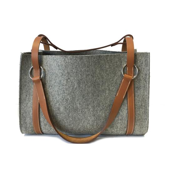 Preload https://img-static.tradesy.com/item/21071573/hermes-cabalicol-grey-felt-and-natural-vache-hunter-leather-tote-0-0-540-540.jpg