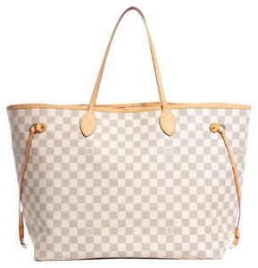 Louis Vuitton Tote in Damier Azur