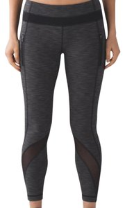 Lululemon Brand new lululemon Inspire tight II Heathered black 6