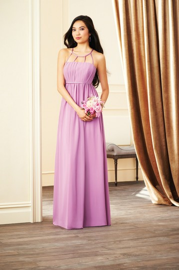 Alfred Angelo Eggplant 7270l Dress