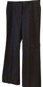 Ann Taylor LOFT Trouser Pants dark gray