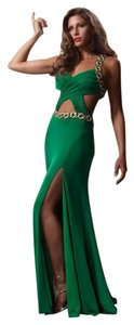 Jasz Couture Gown Chain Dress