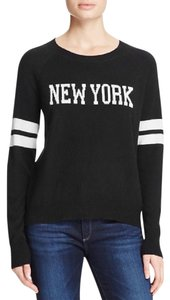 Aqua Cashmere New York Cashmere Sweater