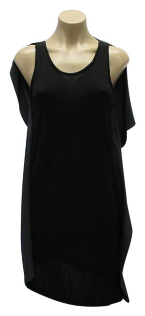 3.1 Phillip Lim Black/Gray Size 4 New With Tags Silk/Sleeveless Dress Image 0