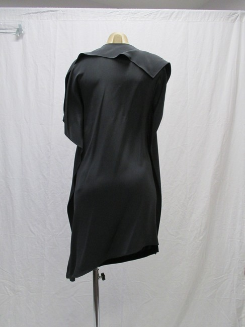 3.1 Phillip Lim Black/Gray Size 4 New With Tags Silk/Sleeveless Dress Image 2