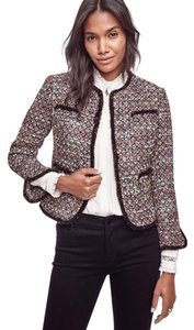 Ann Taylor Multi color Blazer