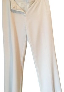Ellen Tracy Relaxed Pants White