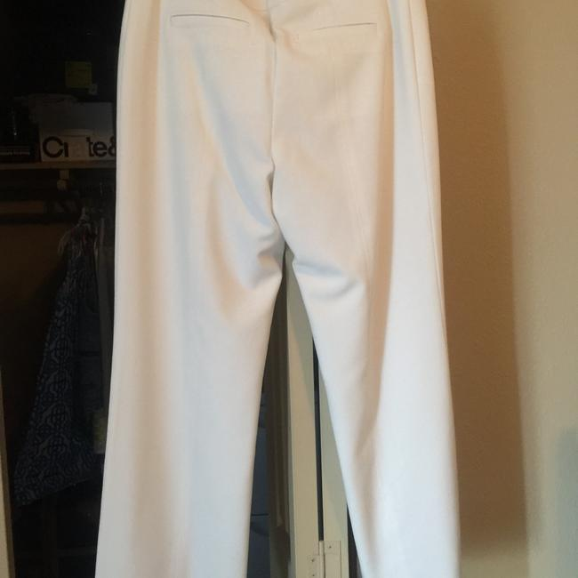 Ellen Tracy Relaxed Pants White Image 2