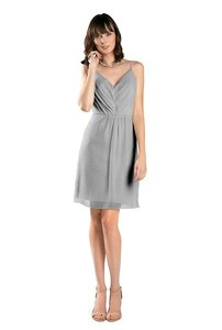 Jim Hjelm Pewter Ashley Dress