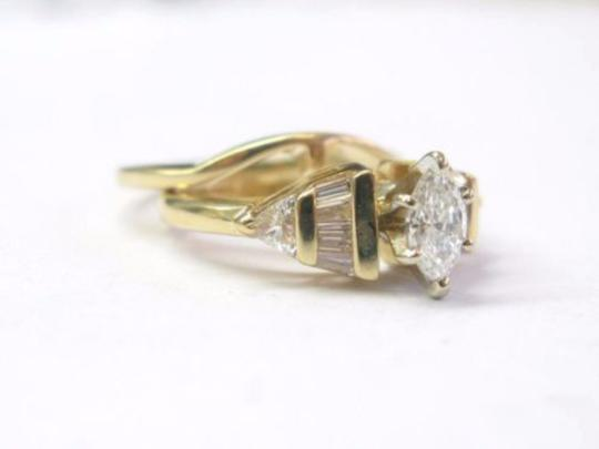 Other Fine Multi Shape Diamond Engagement Wedding Set .95CT Image 1