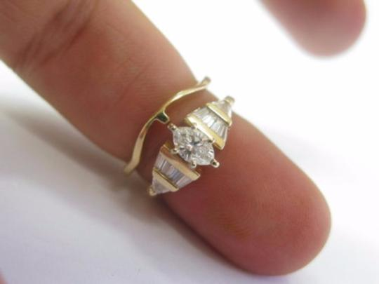 Other Fine Multi Shape Diamond Engagement Wedding Set .95CT Image 3