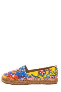 Dolce&Gabbana Multicolored Mules