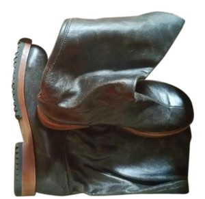 jim barnier Dark brown /goat Boots