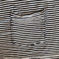 American Apparel Top navy/ white stripe Image 1