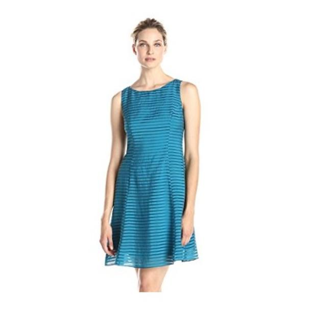 Preload https://img-static.tradesy.com/item/21072886/adrianna-papell-teal-sleeveless-flare-mid-length-casual-maxi-dress-size-10-m-0-3-650-650.jpg